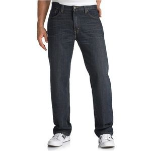 Levi's 559 Relaxed Straight Jeans Size 32 x 31